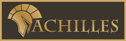 ACHILLES PIZZERIA Logo